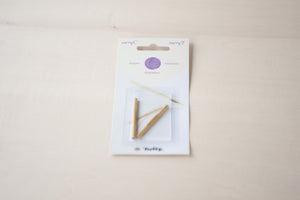 Adapter for CarryC Long Interchangeable Bamboo Knitting Needles