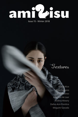 PREORDER: amirisu Issue 15