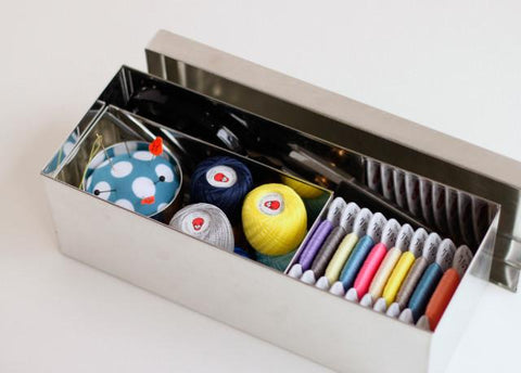DARUMA Sewing Tool Box