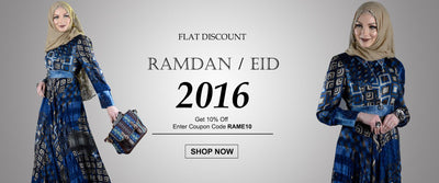 Special Islamic Attires for a Memorable  Ramadan!