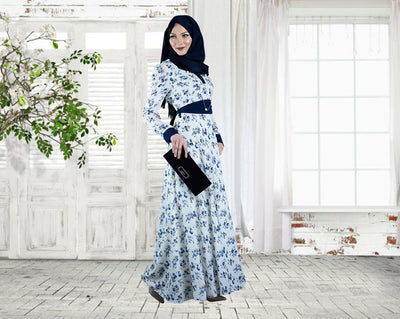 64788f0ba8773 Designer Abayas Prove to Be an Amalgamation of Tradition with  Sophistication!
