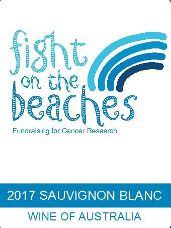 Fight On The Beaches Sauvignon Blanc 2017