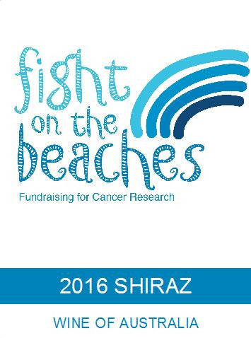 Fight On The Beaches Shiraz 2016