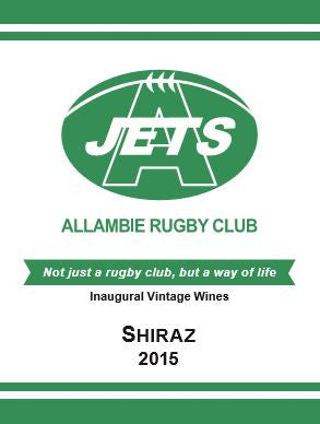 Jets Shiraz 2016