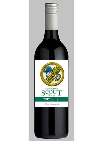 WEST PYMBLE SCOUT GROUP SHIRAZ 2017