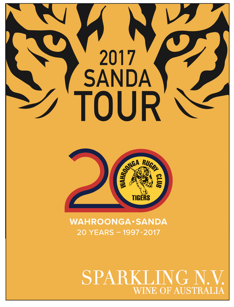 Wahroonga Tigers Sparkling NV