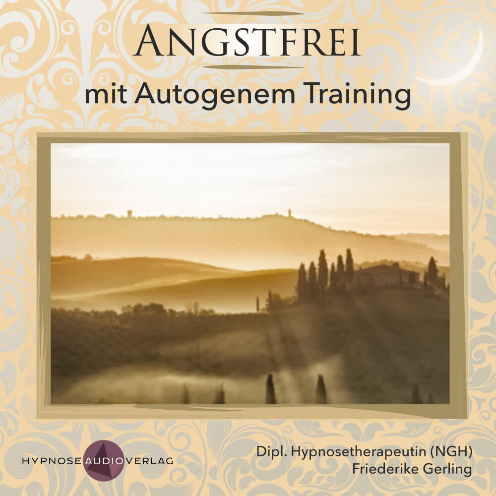 Angstfrei mit autogenem Training - 2 Downoads - Cover