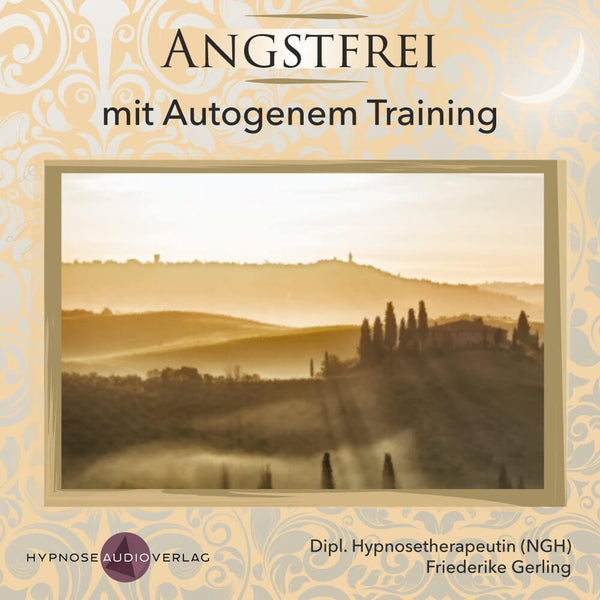 Angstfrei mit autogenem Training - 2-CD-Set - Cover