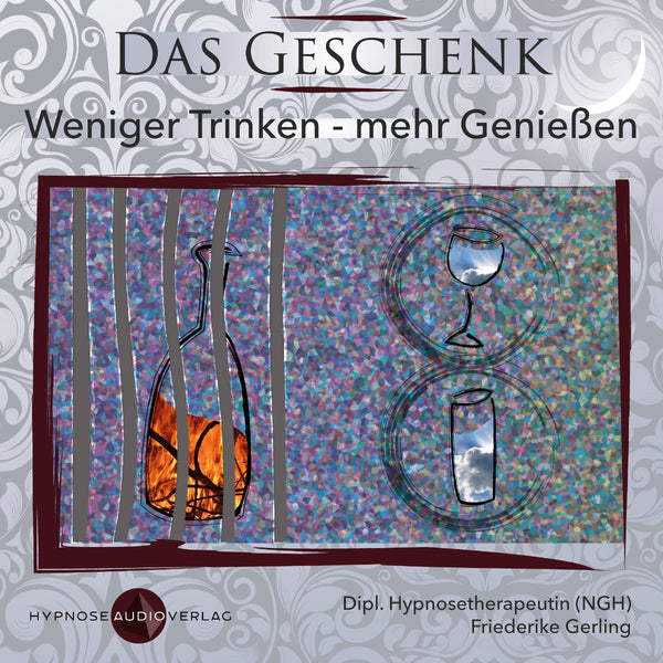 Hypnose gegen Alkohol CD Cover