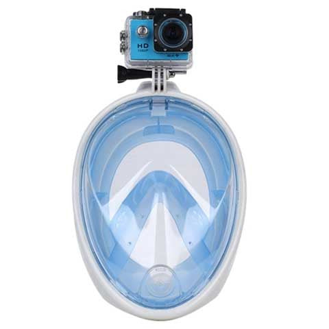 Breath Easy Mask - Go Pro Set Up (camera not included)