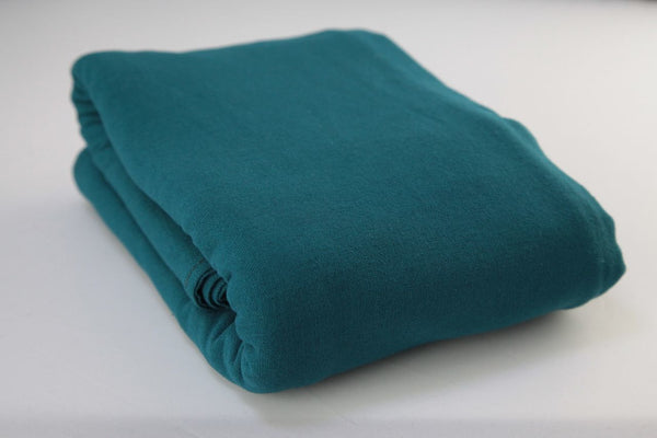 Ocean Teal cotton gauze wrap