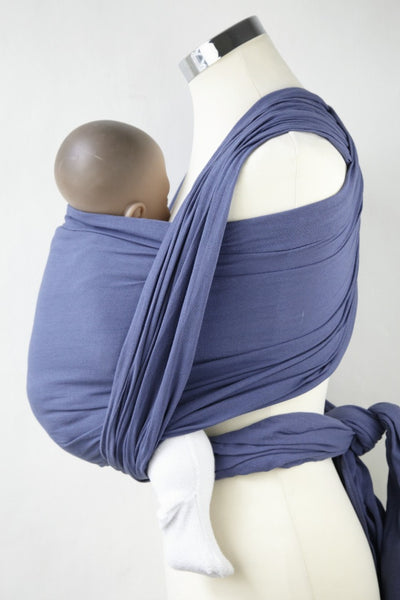 Mystic Blue cotton gauze wrap