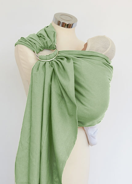 Morning Meadow Cotton Ring Sling