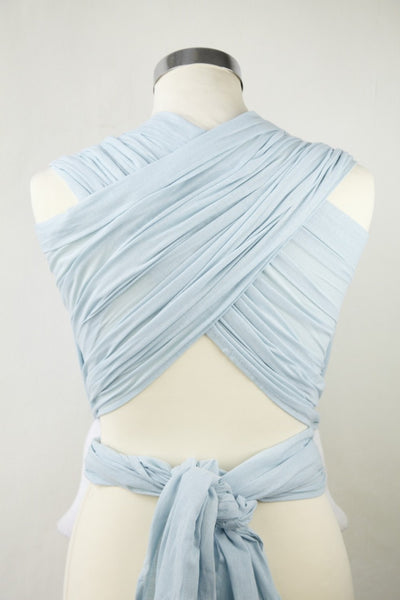 Summer Sky cotton gauze wrap
