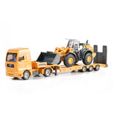 LIEBHERR SET WHEEL LOADER scale model