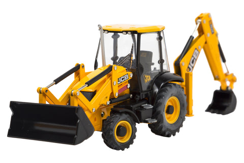 JCB 3CX scale model