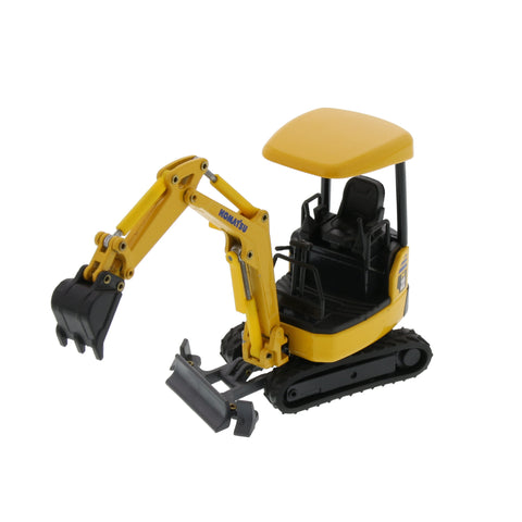 KOMATSU PC 18MR DIGGER scale model