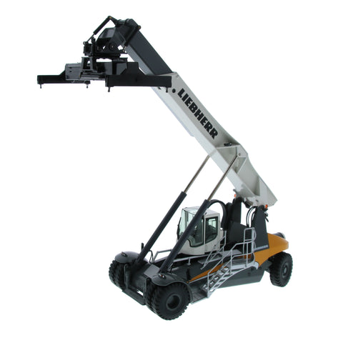 LIEBHERR LRS 545 REACHSTACKER scale model