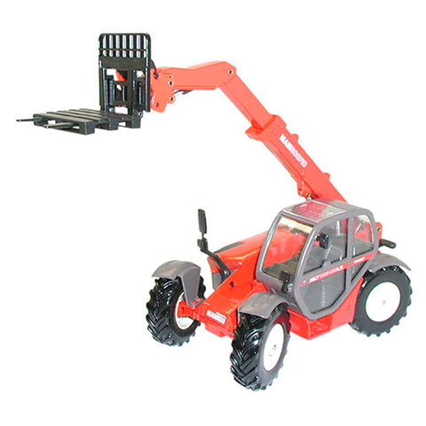 MANITOU MLT-634 WITH FORKS scale model