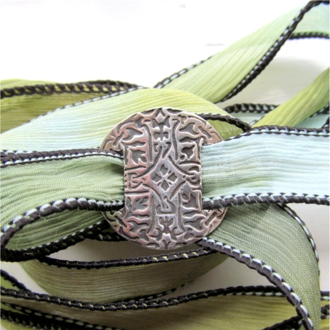 Celtic wrap bracelet