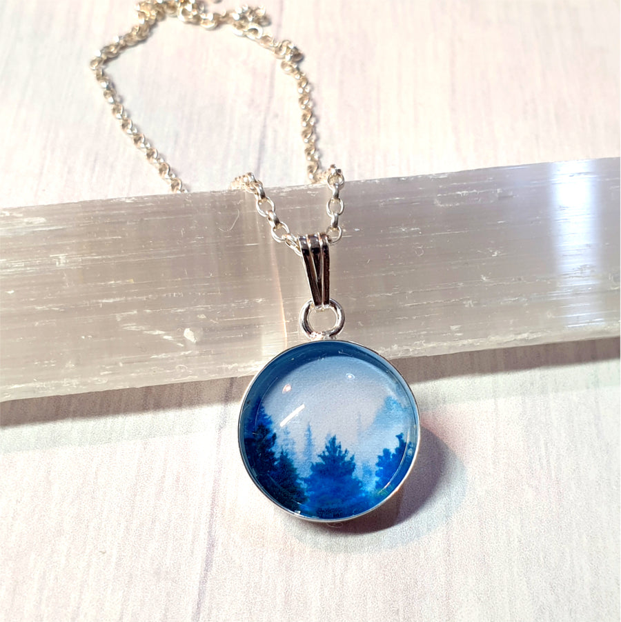 Misty Mountain Necklace