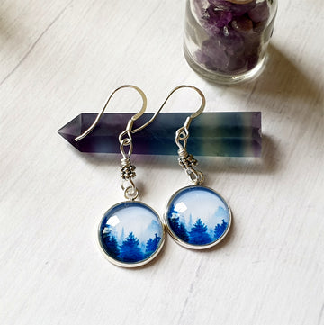 Misty Mountain Earrings