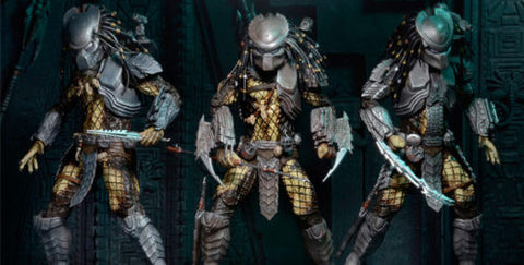 Closer Look: Predator Series 15 Action Figures