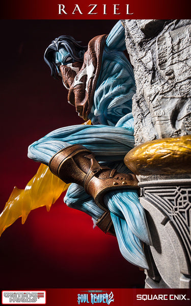 The Legacy of Kain: Soul Reaver™ 2 - Raziel 1/4 Scale Statue (Pre-Order)