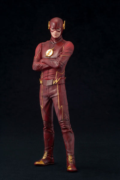 THE FLASH (TV SERIES) FLASH ARTFX+