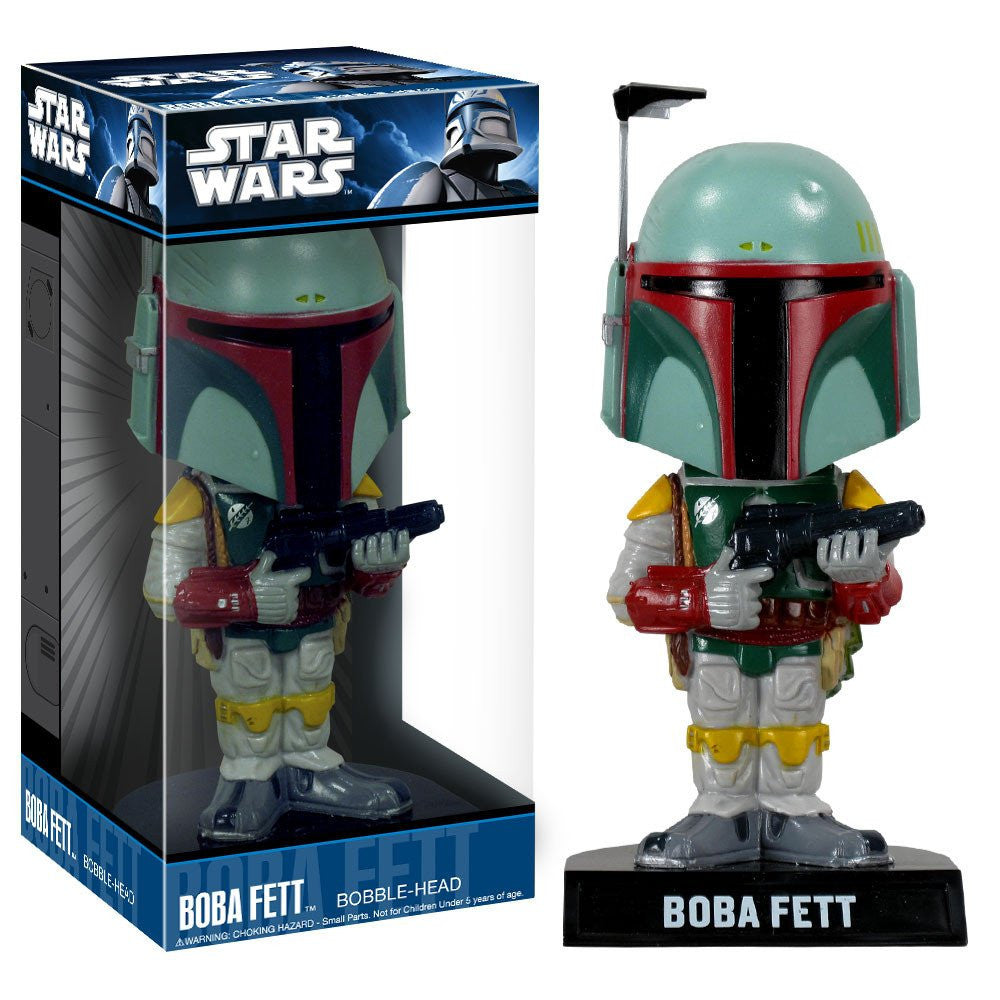 WACKY WOBBLER: STAR WARS - BOBA FETT