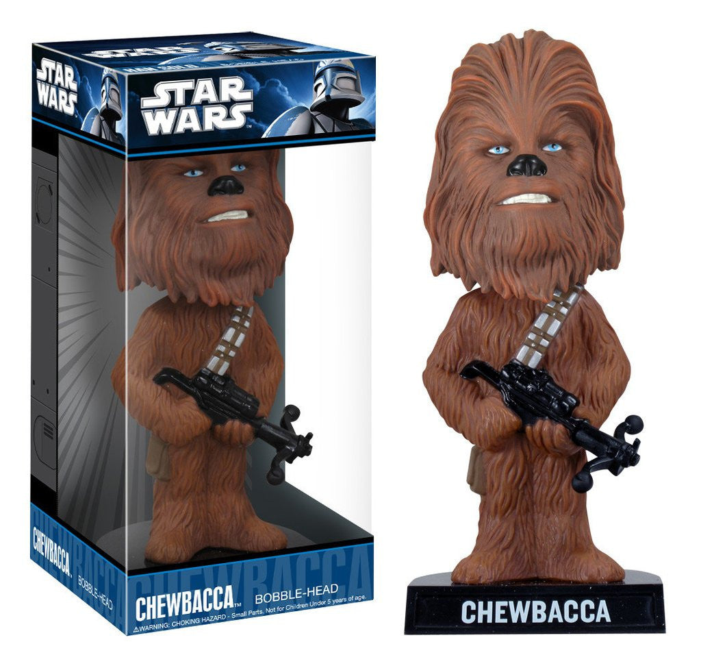 WACKY WOBBLER: STAR WARS - CHEWBACCA