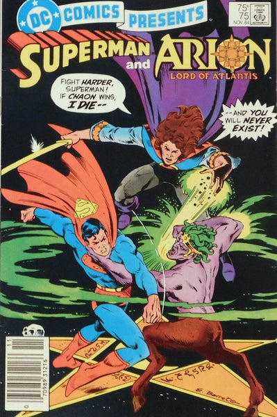 DC COMICS PRESENTS VOL 1 (1978 SERIES) (DC) #75 NEWSSTAND FINE COMICS BOOK