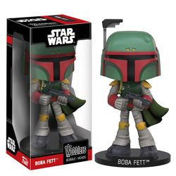 STAR WARS WOBBLER: BOBA FETT