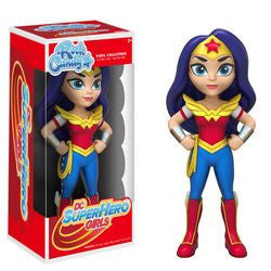 ROCK CANDY: DC SUPER HERO GIRLS - WONDER WOMAN