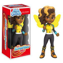 ROCK CANDY: DC SUPER HERO GIRLS - BUMBLEBEE