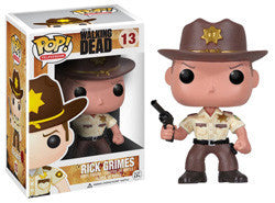 POP! TV 13: THE WALKING DEAD - RICK GRIMES