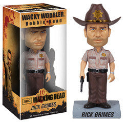 WACKY WOBBLER: THE WALKING DEAD - RICK GRIMES