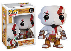 POP! GAMES 25: GOD OF WAR - KRATOS
