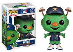 POP! MLB 04: ORBIT (HOUSTON ASTROS)