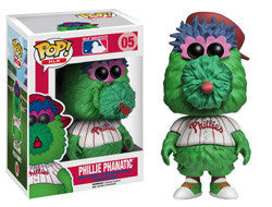 POP! MLB 05: PHILLY PHANATIC (PHILADELPHIA PHILLIES)
