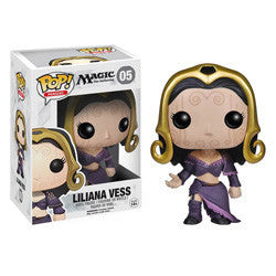 POP! MAGIC THE GATHERING 05 - LILIANA VESS