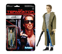 REACTION: THE TERMINATOR - KYLE REESE