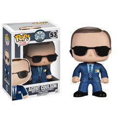 POP! MARVEL 53: AGENTS OF S.H.I.E.L.D. - AGENT COULSON