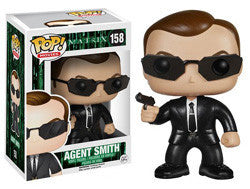 POP! MOVIES 158: THE MATRIX - AGENT SMITH