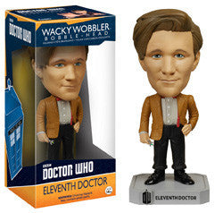 WACKY WOBBLER: DOCTOR WHO - THE ELEVENTH DOCTOR