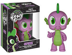 VINYL COLLECTIBLE: MY LITTLE PONY - SPIKE THE DRAGON