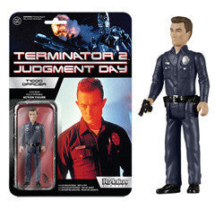 REACTION: TERMINATOR 2: T-1000 OFFICER