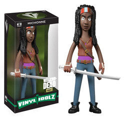 VINYL IDOLZ 09: THE WALKING DEAD - MICHONNE