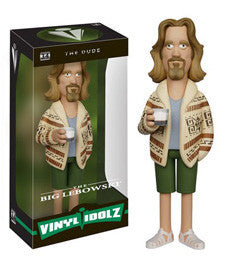 VINYL IDOLZ 34: THE BIG LEBOWSKI - THE DUDE