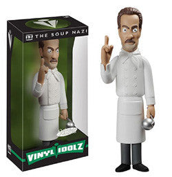 VINYL IDOLZ 17: SEINFELD - THE SOUP NAZI